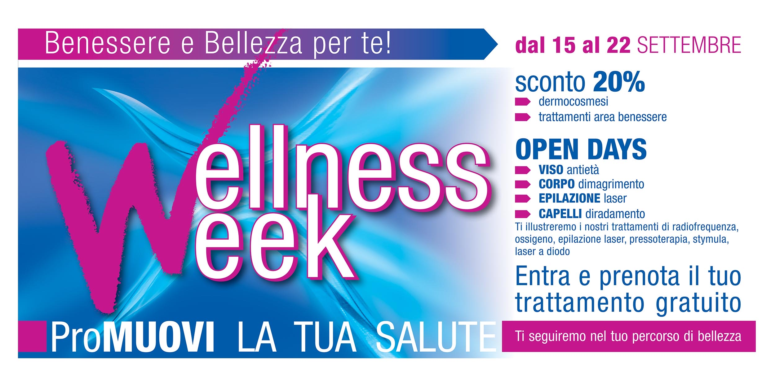 Wellness Week Farmacia Coppini